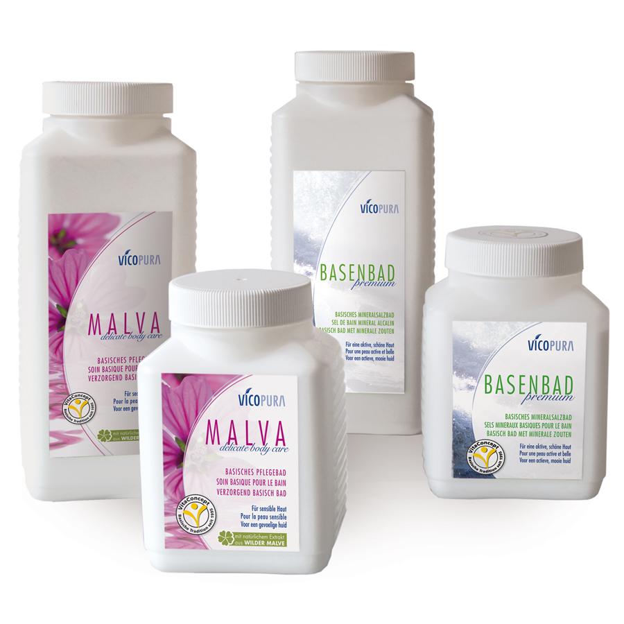 Basische Produkte