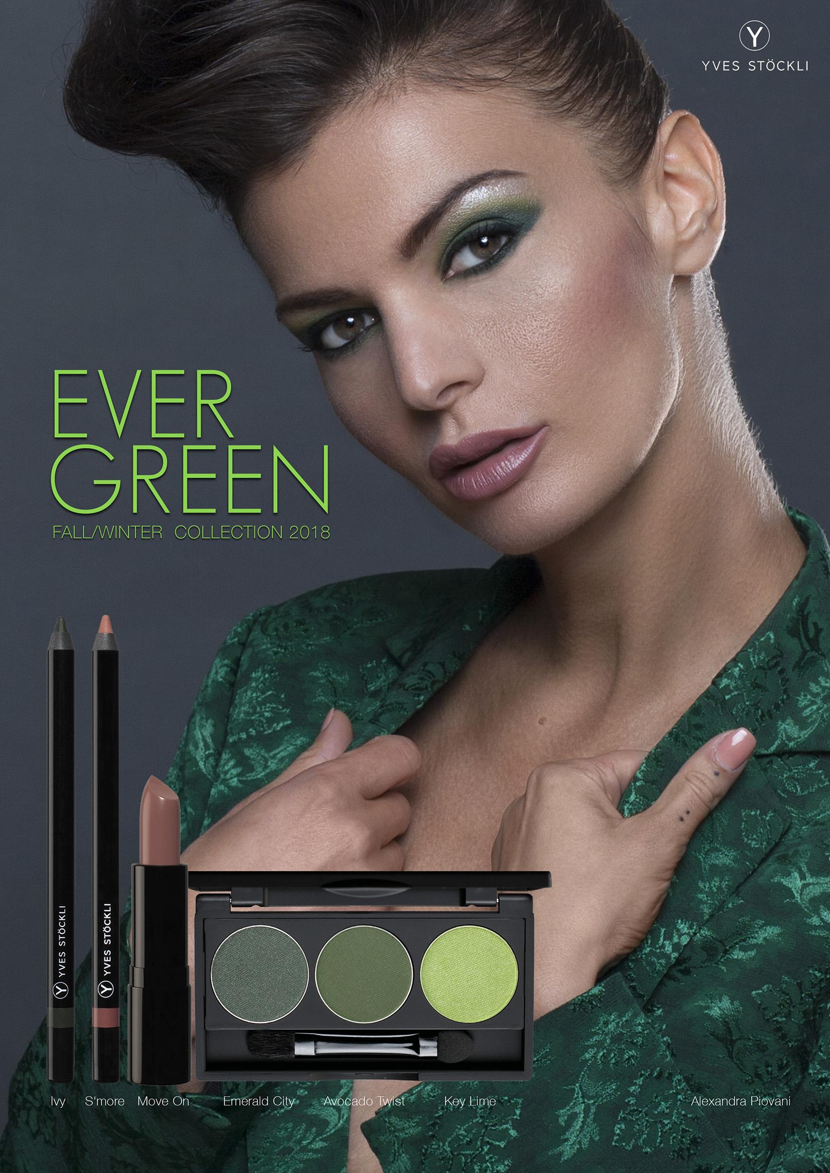 YVES STÖCKLI Makeup